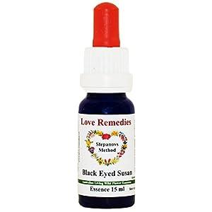 Black Eyed Susan Australische Buschblüten 15 ml