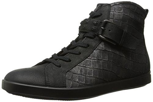 ECCO AIMEE, Sneaker alta donna Nero