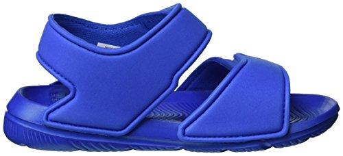 adidas Jungen Altaswim Riemchensandalen, Blau (Blue/Ftwr White/Ftwr White), 33 EU -