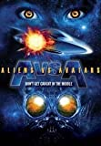 Aliens Vs. Avatars - Region 2 DVD by Cassie Fliegel Jason Lockhart Dylan Vox Kim Argetsinger Ginny You Georgina Tolentino Dan G