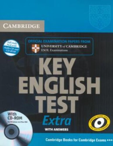 Cambridge key English test extra. Self-study pack. Student's book. With answers. Per la Scuola media