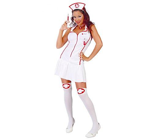 Imagen de disfraz de enfermera de cuidados intensivos para mujer