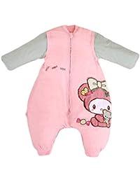 Vicheng Saco de Dormir para bebés, algodón ergonómico Espesar Saco de Dormir para niños Pijamas