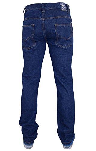 Kushiro City - Jeans - Homme Bleu - Indigo foncé
