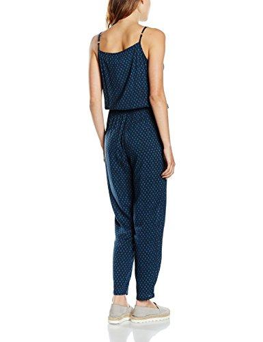 Opus Damen Jumpsuits Mareline Blau (lush blue 6039)