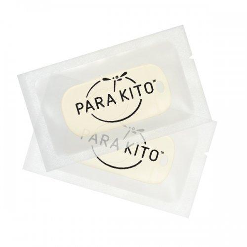 PARA'KITO Recharges Anti-moustiques - 2 plaquettes