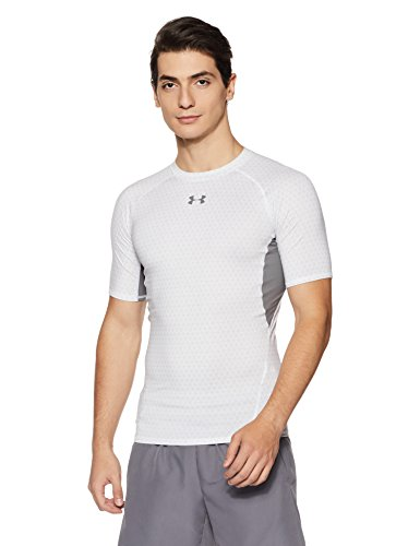 Under Armour HG Men's T-Shirt and Tank Comp Short Sleeved T-shirt