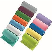 MONOART pacientes bolso de fieltro en bandolera colour verde