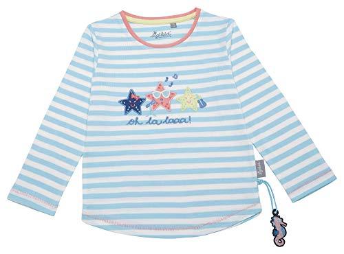 Meer Erwachsene Sweatshirt (Sigikid Mädchen, Mini Langarmshirt, Türkis (Aquatic 565), (Herstellergröße: 128))