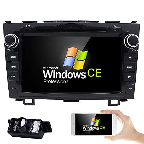 DIN In Dash - Radio Coche Honda CRV 2006 2007 2008