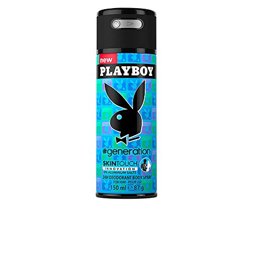 PLAYBOY desodorante masculino generation spray 150 ml