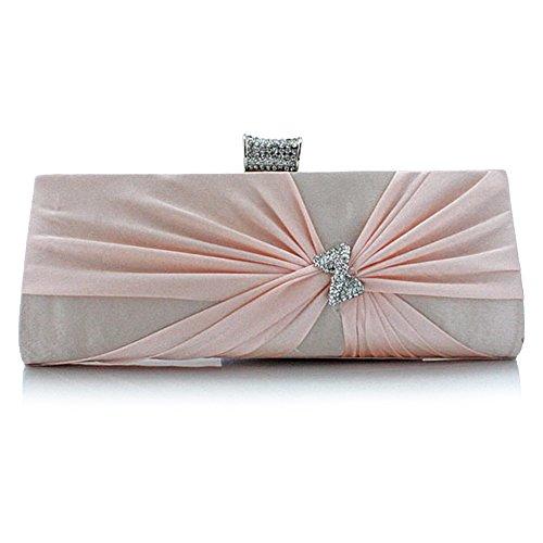 SSMK Evening Bag, Poschette giorno donna apricot