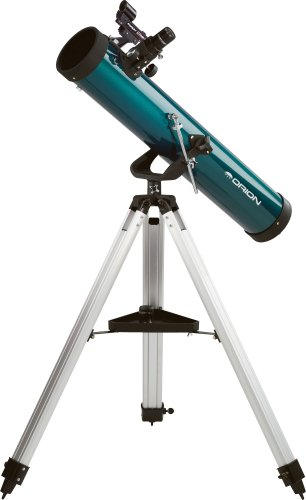 ORION 11043SpaceProbe 3Azimutal Reflektor Teleskop (Blaugrün)