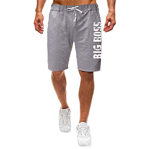 tshorts Kurze Hose Jogginghose Kordel Regular Fit Sport Shorts Strandhose Boxing Shorts Trainingshose ()