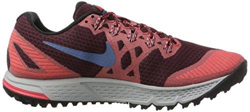 Nike Herren 749336-600 Trail Runnins Sneakers Mehrfarbig (Kastaniennacht/Ember Glut Orange/Schwarz/Ozean Nebel Blau)