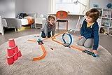 Mattel Hot Wheels DGD29 – Spielbahnen, Track Builder Starter Set - 6