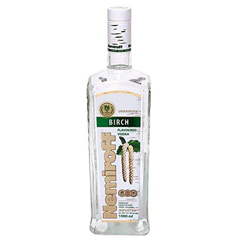 "Aromatisierter Vodka ""Nemiroff - Ukrainskaja Beresovaja Osobaja"""