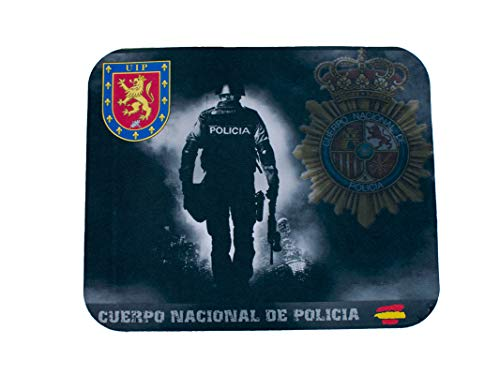 Alfombrilla Ratón Policía en Acción