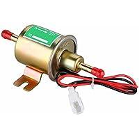 Valoxin (TM) 12V pompa del carburante diesel benzina elettrico pressione costante e flusso di carburante per Toyota, Nissan, Mazda e 12V auto