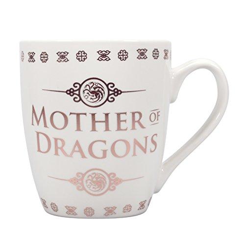 Taza 475 ml - Khaleesi Mother Dragons``Madre de Dragones´´)