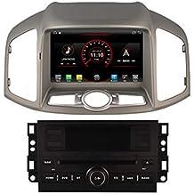autosion en Dash Unidad principal de Android 6.0 Radio de coche reproductor de DVD GPS navegación