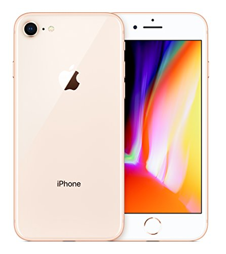 "Apple iPhone 8, 4,7"" Display, 64 GB, 2017, Gold"