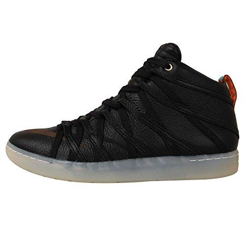 Nike KD VII NSW Herren Lifestyle Schuhe Schwarz Schwarz-Gold-Metallic-Limit, 653871-001 , Gr:42 (Herren Kd 7 Schuhe Nike)