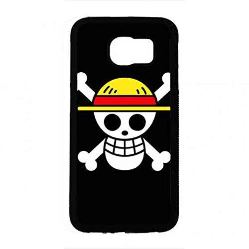 ONE PIECE Fall Abdeckung,Telefon Hülle für Samsung Galaxy S6,ONE PIECE Handyhülle Fall One Piece