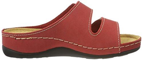 Tamaris 27510, Mules femme Rouge (Red 500)