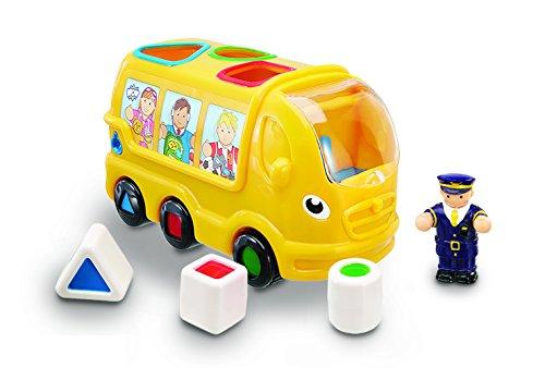Jumbo Spiele Wow Toys 01010 - Sascha Schulbus