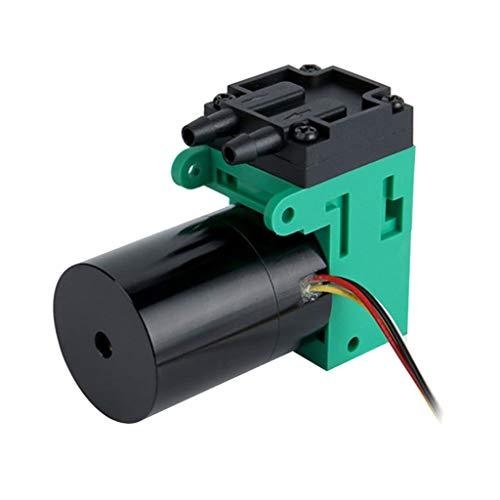Micro Pompa a Vuoto Motore Brushless Pompa di campionamento analisi Gas Pompa a Membrana velocità Regolabile Adatto per Laboratori Medici industriali, ECC