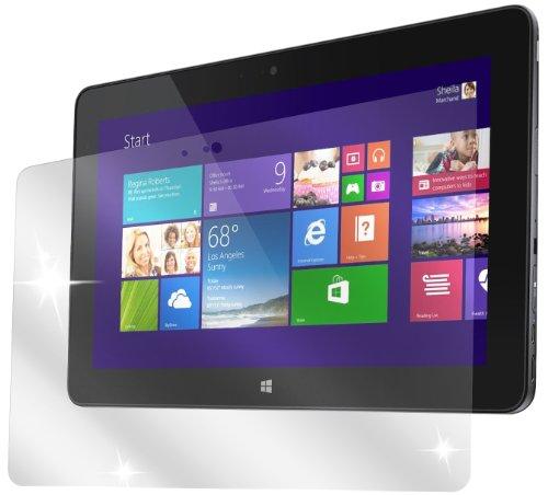 dipos I 3x Schutzfolie klar passend für Dell Venue 11 Pro Folie Bildschirmschutzfolie