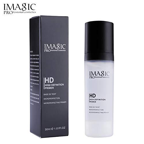 Face Foundation Primer, ROMANTIC BEAR Professional Cosmetics Makeup Hide Feuchtigkeitsspendende, Makellose Basis-Concealer-Creme zum Aufhellen -