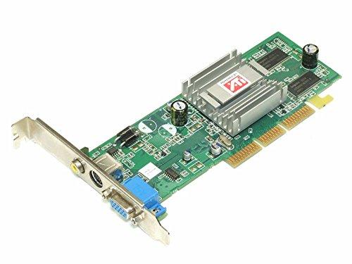 Sapphire 1024-HC26 ATI Radeon 9200SE 128MB DDR AGP VGA TV Video Card Grafikkarte (Zertifiziert und Generalüberholt)