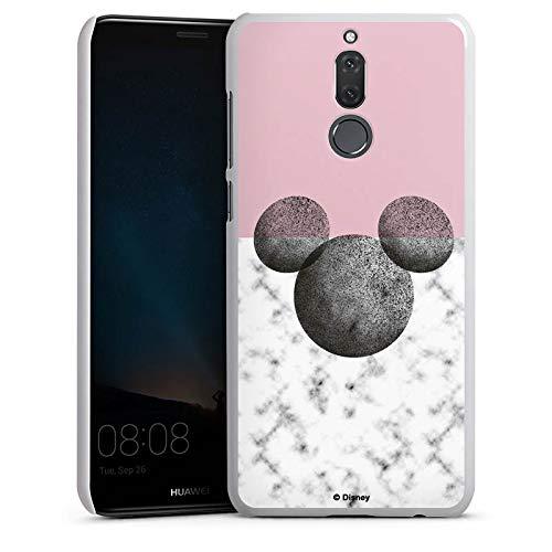 Hülle kompatibel mit Huawei Mate 10 lite Handyhülle Case Disney Mickey Mouse Marmor Look