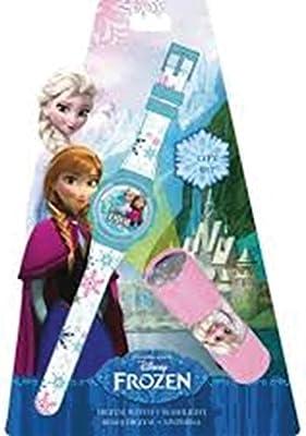 Disney Frozen Reloj y Linterna en Blíster (Kids WD16847) de Kids