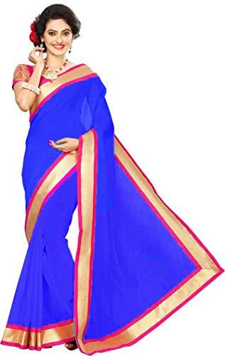 Indian bollywood wedding saree indisch Ethnic hochzeit sari new kleid damen casual tuch birthday crop top mädchen cotton silk women plain traditional party wear readymade (Bollywood Fancy Dress Outfits)