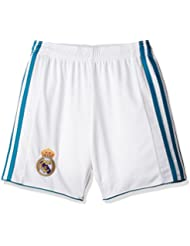adidas Real Madrid Short Home 2017/2018 Kinder