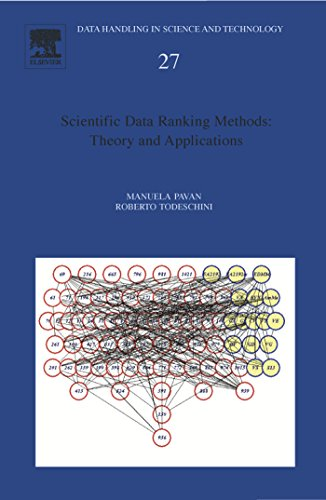 Scientific Data Ranking Methods: Theory And Applications (data Handling In Science And Technology Book 27) por Manuela Pavan epub