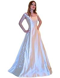 bcc6aa2d39e8 Abito da sposa sartoriale alta moda made in Italy (Mod. A 62 - Outlet )Abiti  da sposa alta moda vestito sposa sartoriale…