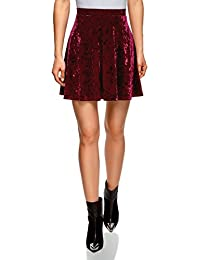 Amazon.it  velluto rosso - Gonne   Donna  Abbigliamento 44e63f04a31