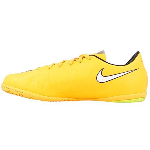 Nike Jr. Mercurial Victory V Ic, Chaussures de Football Mixte Enfant TEAM ORANGE/WHT-S GRN-ANTHRCT