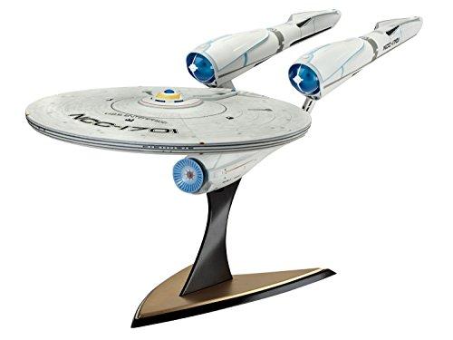 Star Trek Revell U.S.S. Enterprise (2009) Bausatz inkl LED Beleuchtungsset