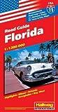 Hallwag USA Road Guide, No.11, Florida (USA Road Guides) - Rand McNally and Company