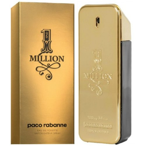 PROFUMO PACO RABANNE ONE MILLION UOMO EDTV ML. 100 (no tester)