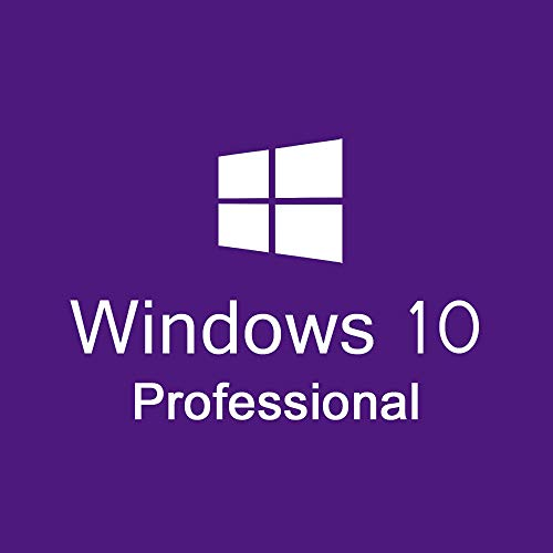 Microsoft Win Pro 10 64BIT German 1pk DSP OEI DVD