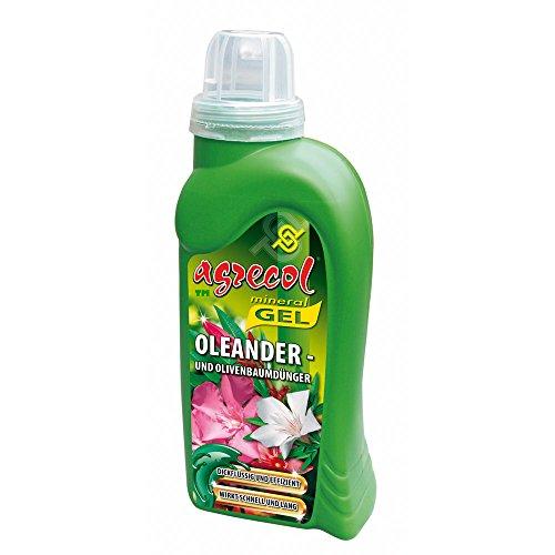 Mineralgel Oleanderdünger mediterraner Pflanzendünger Olivenbaumdünger Konzentrat für 75 l Flüssigdünger