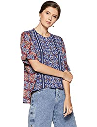 AND Women's Floral Regular Fit Top