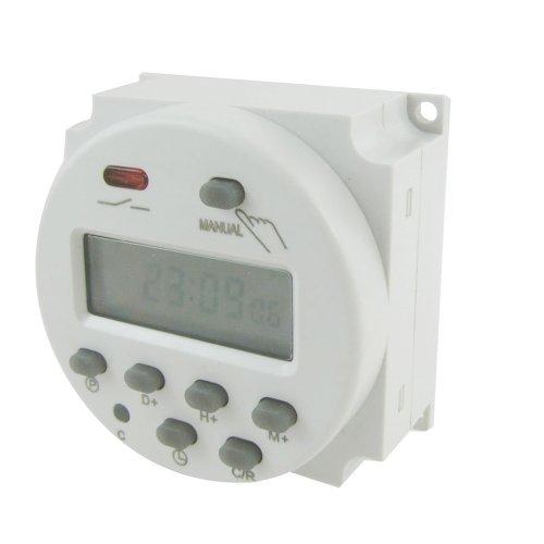 SODIAL R - Interruptor Temporizador relé 12V CC