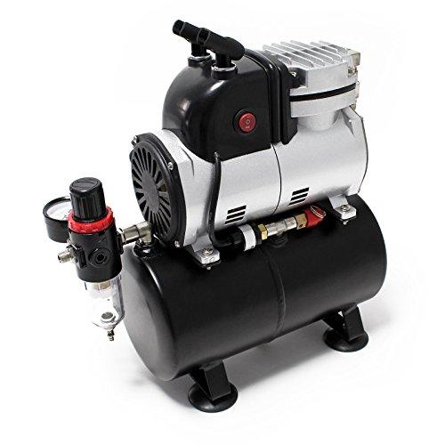 Compresseur Aérographe AF189 réservoir régulateur séparateur d'eau pressure reducer